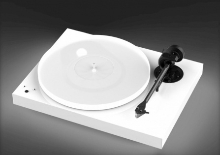 Pro-Ject X1 White + Pick It S2 MM