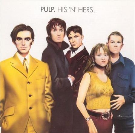 Pulp - His´n´ Hers 2LP