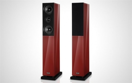 Audio Physic Classic 10 - Purple red