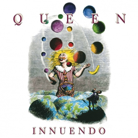 Queen - Innuendo 2LP