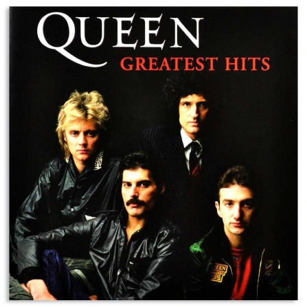 Queen - Greatest Hits I. CD