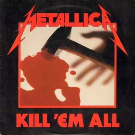 Metallica - Kill ´Em All LP