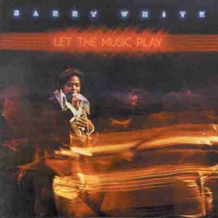 Barry White - Let the Music Play LP