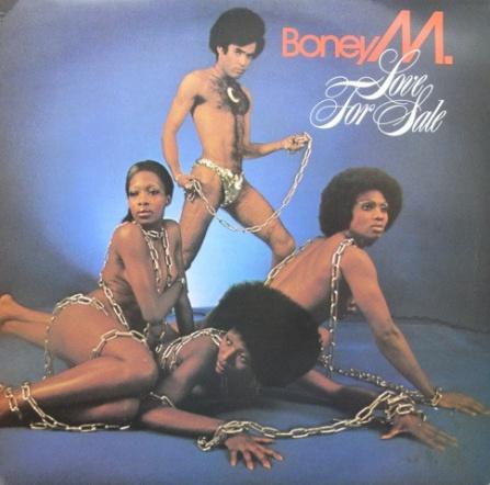 Boney M. - Love For Sale (LP)