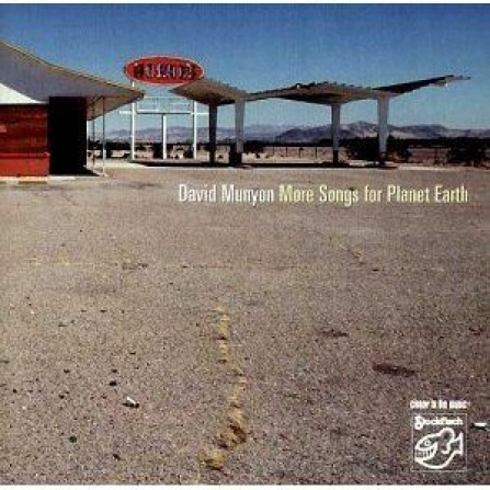 David Munyon- More Songs For Planet Earth - CD
