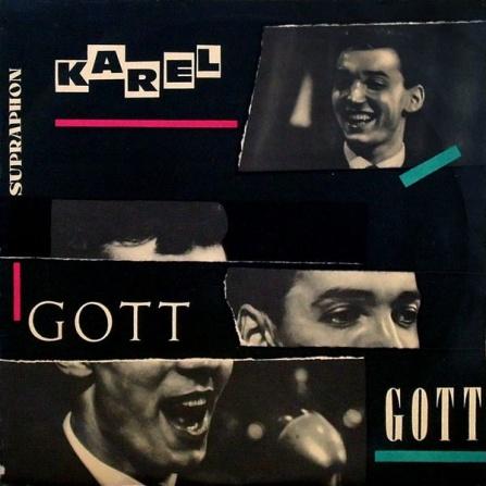 Karel Gott - Zpívá Karel Gott LP