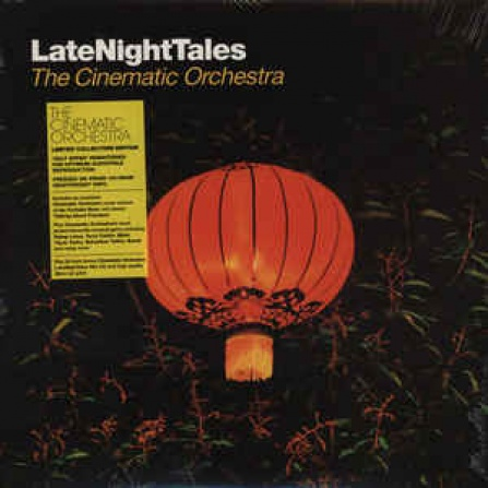 Cinematic Orchestra - Late Night Tales 2LP