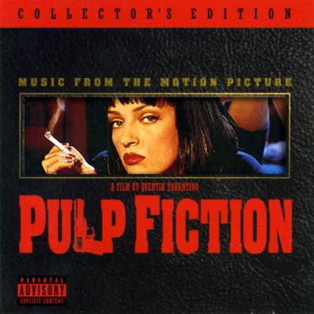 PULP FICTION - Soundtrack CD