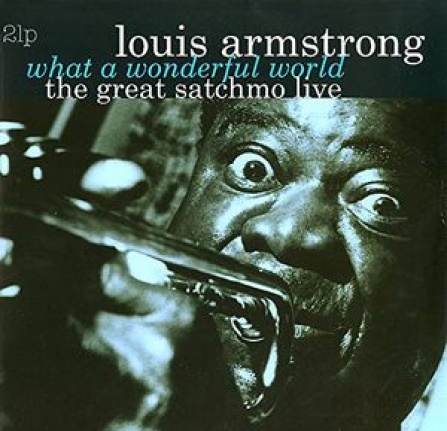 Louis Armstrong - Great Satchmo Live/What..(2LP)