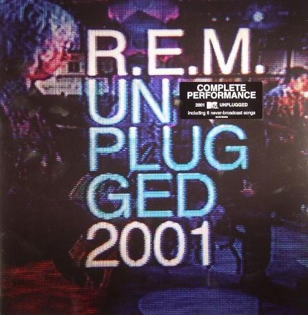 R.E.M. Mtv Unplugged 2001 2-LP