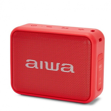 aiwa BS-200RD Red