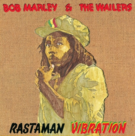 Bob Marley and The Wailers - Rastaman Vibration LP