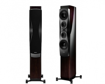 Dynaudio Confidence C60 Raven Wood High Gloss
