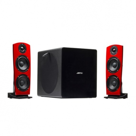 Jamo DS7 - High Gloss Red