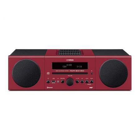 Yamaha MCR-B043D Red