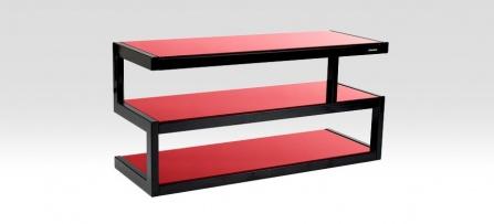 NorStone Esse - black/red