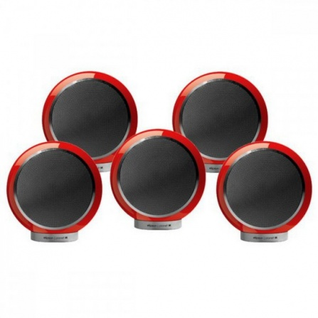 Set Elipson Planet M 5.0 - Red