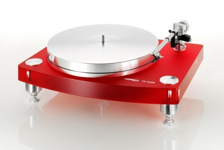 Thorens TD 2035 - Red Acrylic