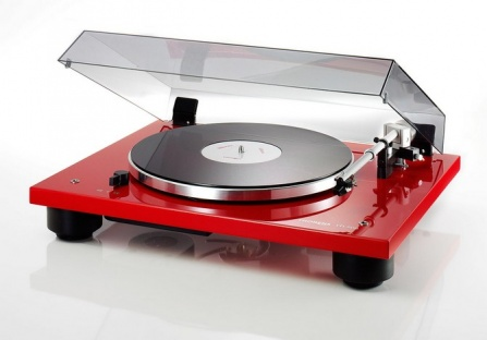 Thorens TD 206 - Red
