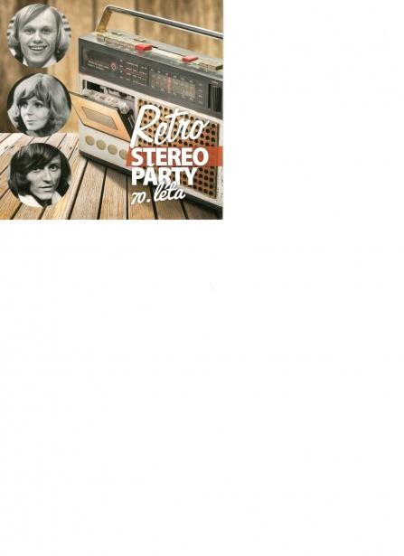 RETRO-STEREO PARTY 70.LETA 2-CD
