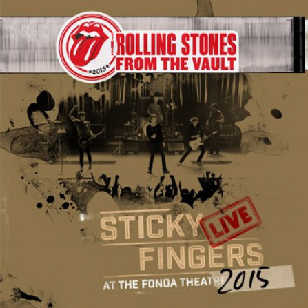 Rolling Stones - Sticky Fingers (3LP + DVD)