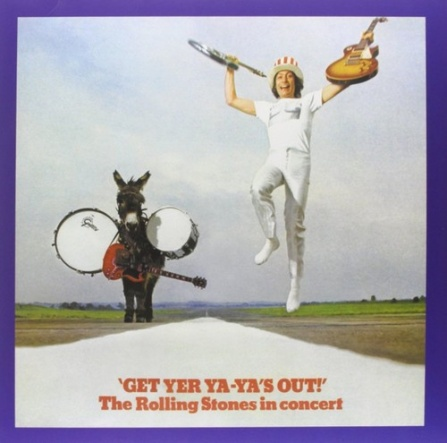 Rolling Stones - Get Yer Ya YA´S Out LP