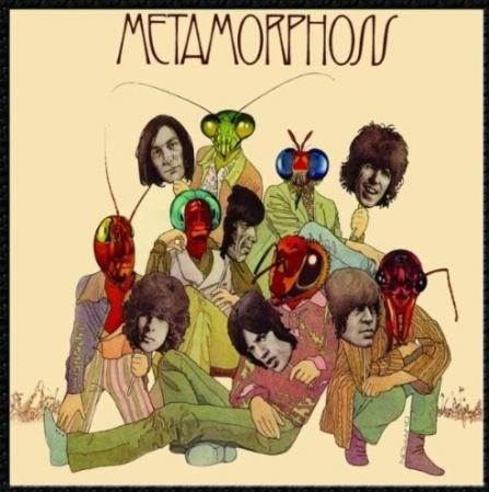 Rolling Stones - Metamorphosis LP