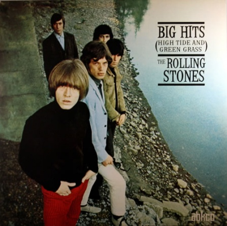 Rolling Stones - Big Hits CD