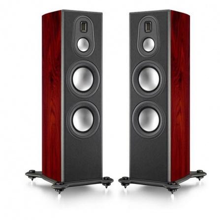 Monitor Audio Platinum PL300 II - Santos Rosewood Real Wood Veneer