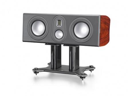 Monitor Audio Platinum PLC350 II - Santos Rosewood Real Wood Veneer