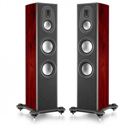 Monitor Audio Platinum PL200 II - Santos Rosewood Real Wood Veneer