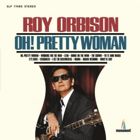 Roy Orbison - Oh Pretty Woman LP