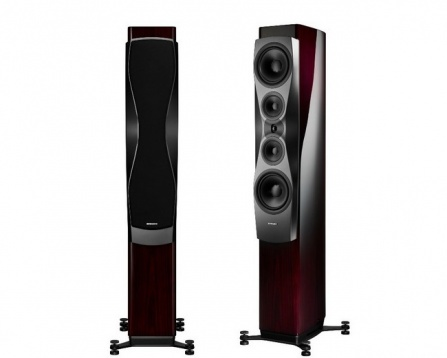 Dynaudio Confidence C60 Ruby Wood High Gloss
