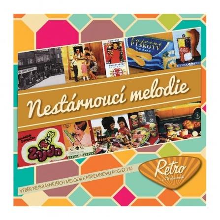 Retro - Nestárnoucí Melodie CD