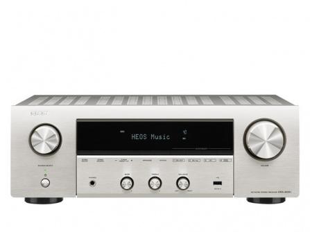 Denon DRA-800H Silver - studio