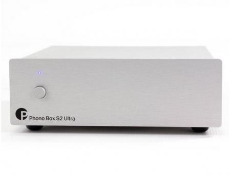 Pro-Ject Phono Box S2 Ultra Silver