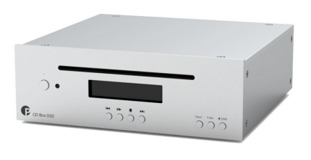Pro-Ject CD Box DS2 Silver
