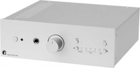 Pro-Ject Stereo Box DS2 Silver