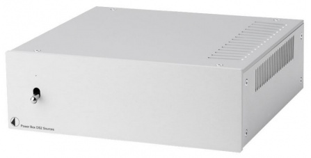 Pro-Ject Power Box DS2 Sources Silver