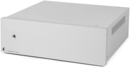Pro-Ject Amp Box RS Mono Silver