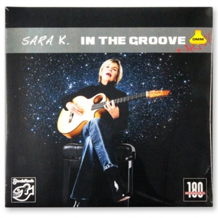 Sara K. - In The Groove - LP