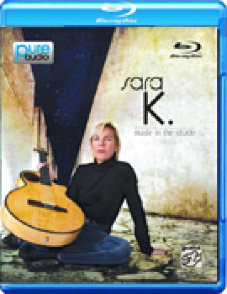 Sara K. - Made In The Shade - pure audio Blu-ray Disc (2ch + 5.1)