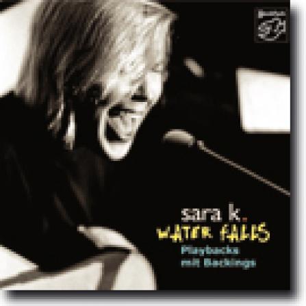 Sara K. - Water Falls - Instrumentals - CD