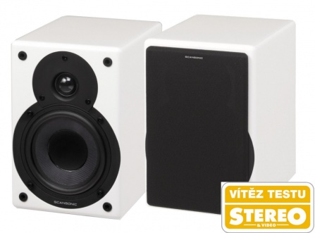 Scansonic S5 BTL - white