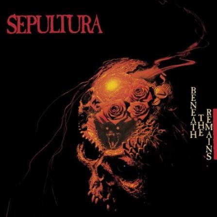 Sepultura - Beneath The Remains 2LP
