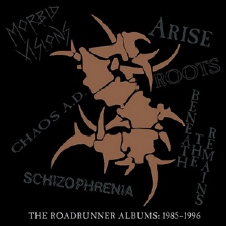 Sepultura - Roadrunner Albums 6LP