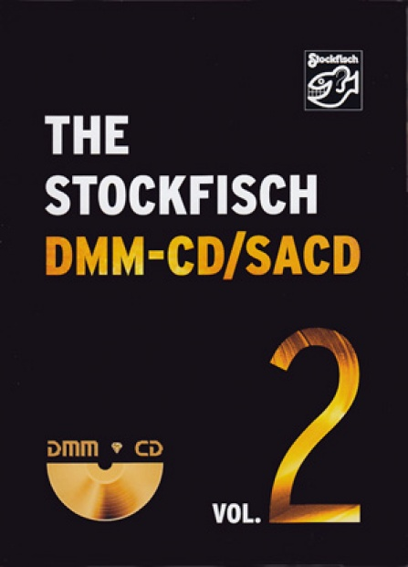 The Stockfisch DMM-CD/SACD Vol. 2 - SACD/CD