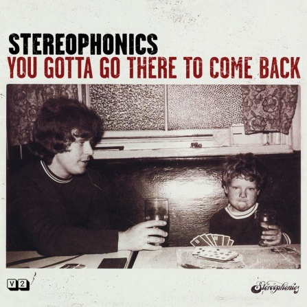Stereophonics - YOU Gotta GO THERE TO COME BACK 2LP
