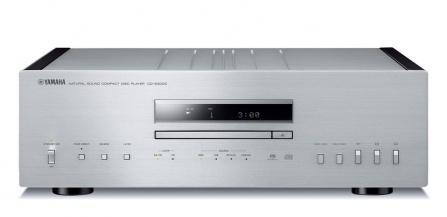 Yamaha CD-S3000 - Silver/Piano Black