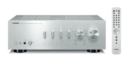Yamaha A-S801 Silver